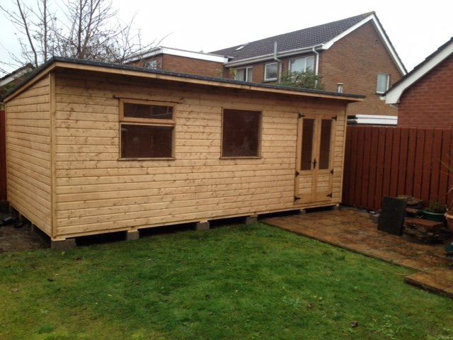 shed 20x10