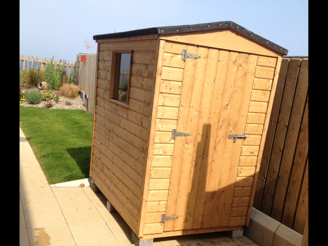 shed - 6x4