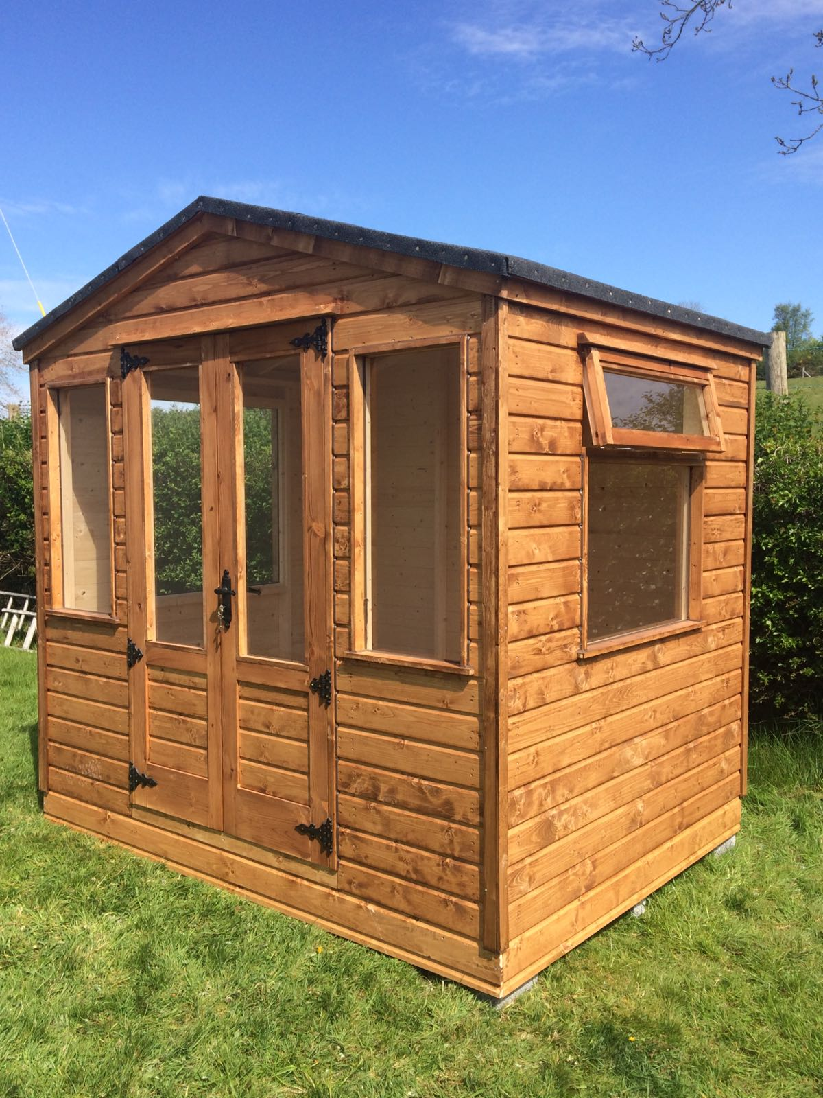 Shed-  8x6