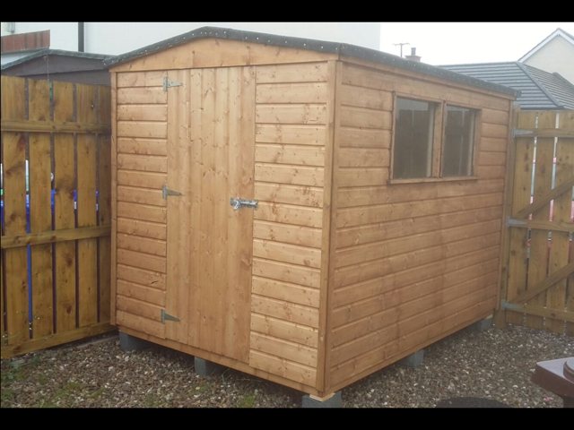 shed - 8x6