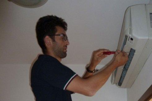 Installazione di impianti di condizionamento