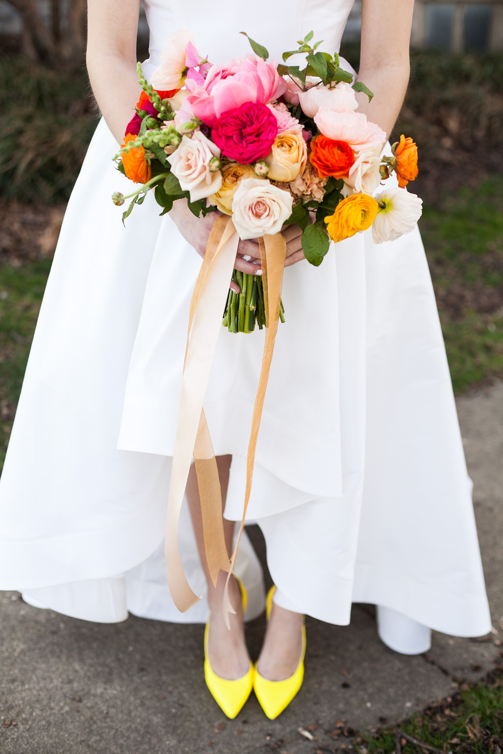 wedding bridal flowers