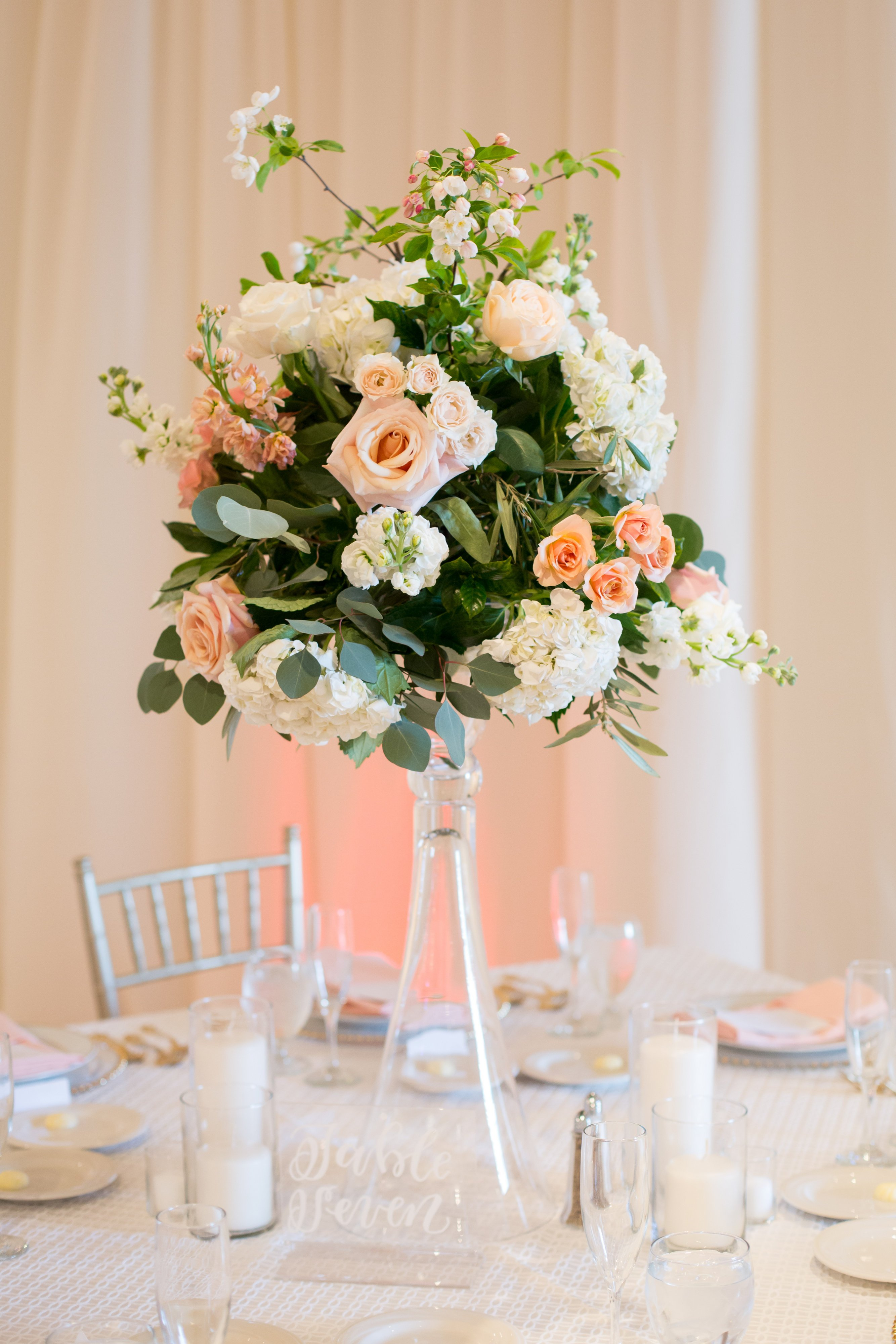 formal floral centerpieces