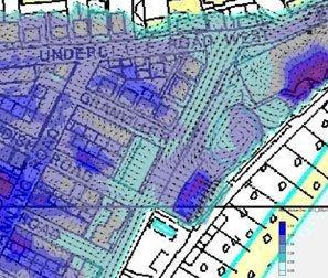 TUFLOW Breach Assessment Felixstowe