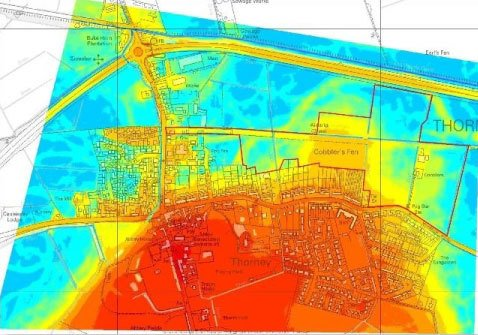 Flood Risk Assessment, Thorney