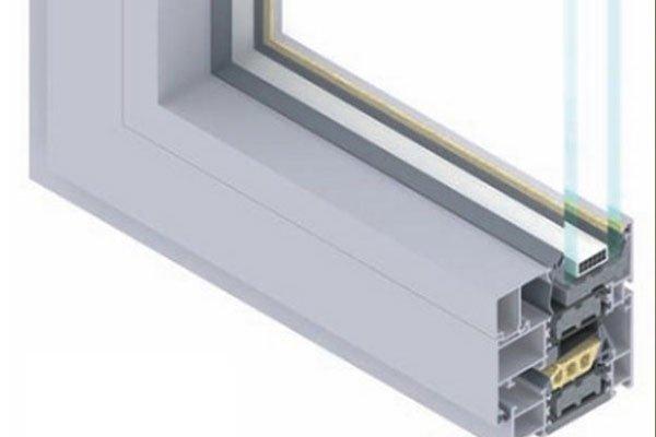 taglio termico alluminio