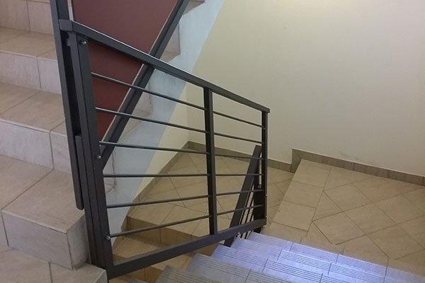 corrimano scale