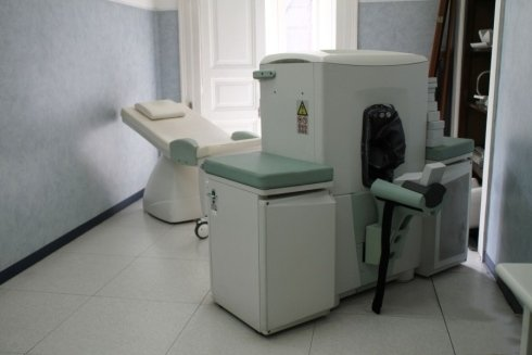 apparecchiature per la diagnostica