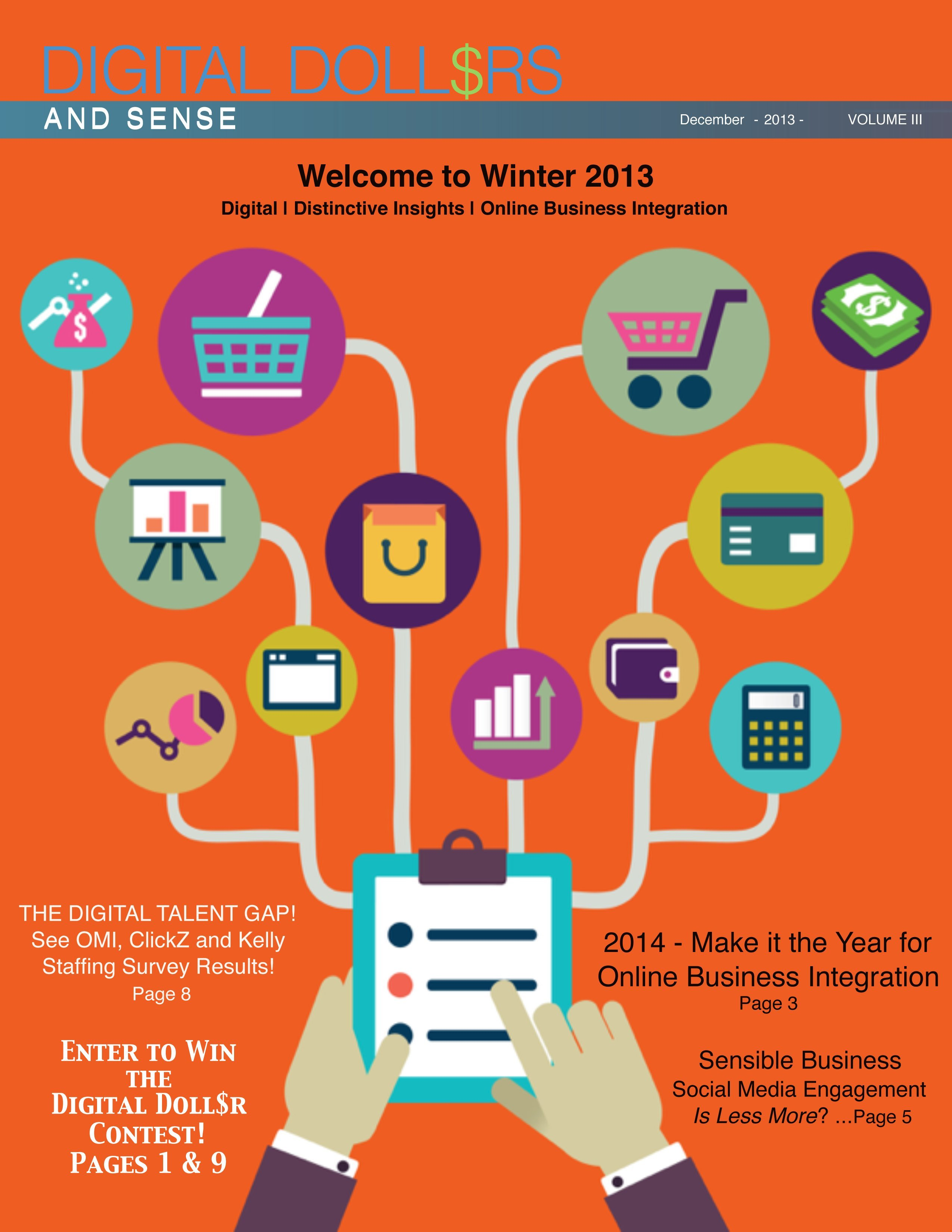 Digital Dollars & Sense Winter 2013