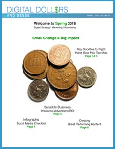 Digital Dollars & Sense Spring 2016