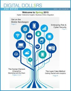 Digital Dollars & Sense Spring 2015