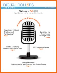 Digital Dollars & Sense Fall 2015
