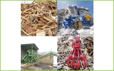 interventi di riciclaggio su materiali ferrosi ed alti metalli