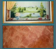 pitture e decori