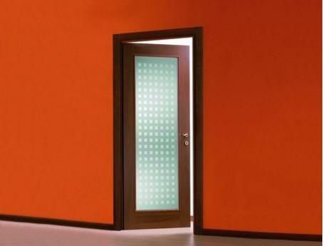 porta con vetro