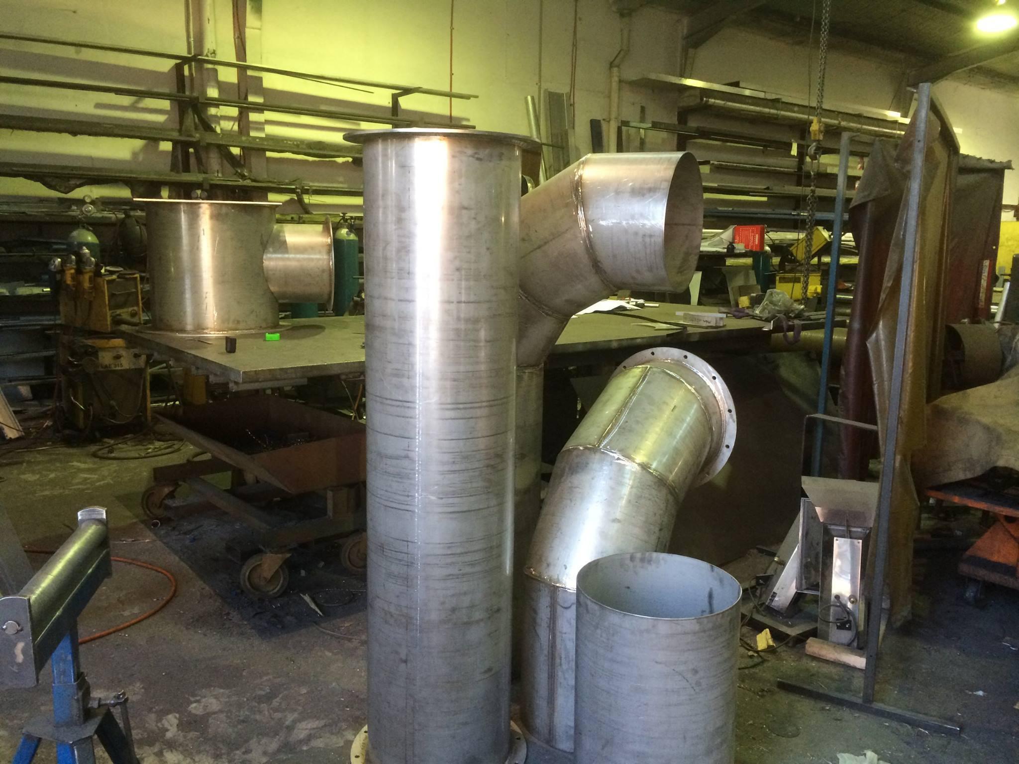 R Beauchamp Metal Fabrication Sydney