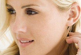 Facial line softening