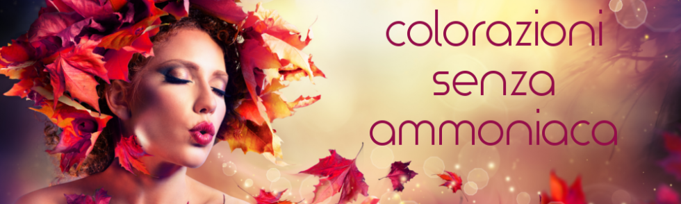 Colorazioni senza ammoniaca