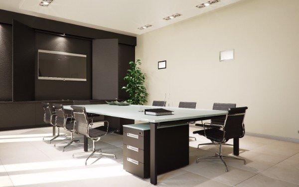ufficio nuovo e moderno