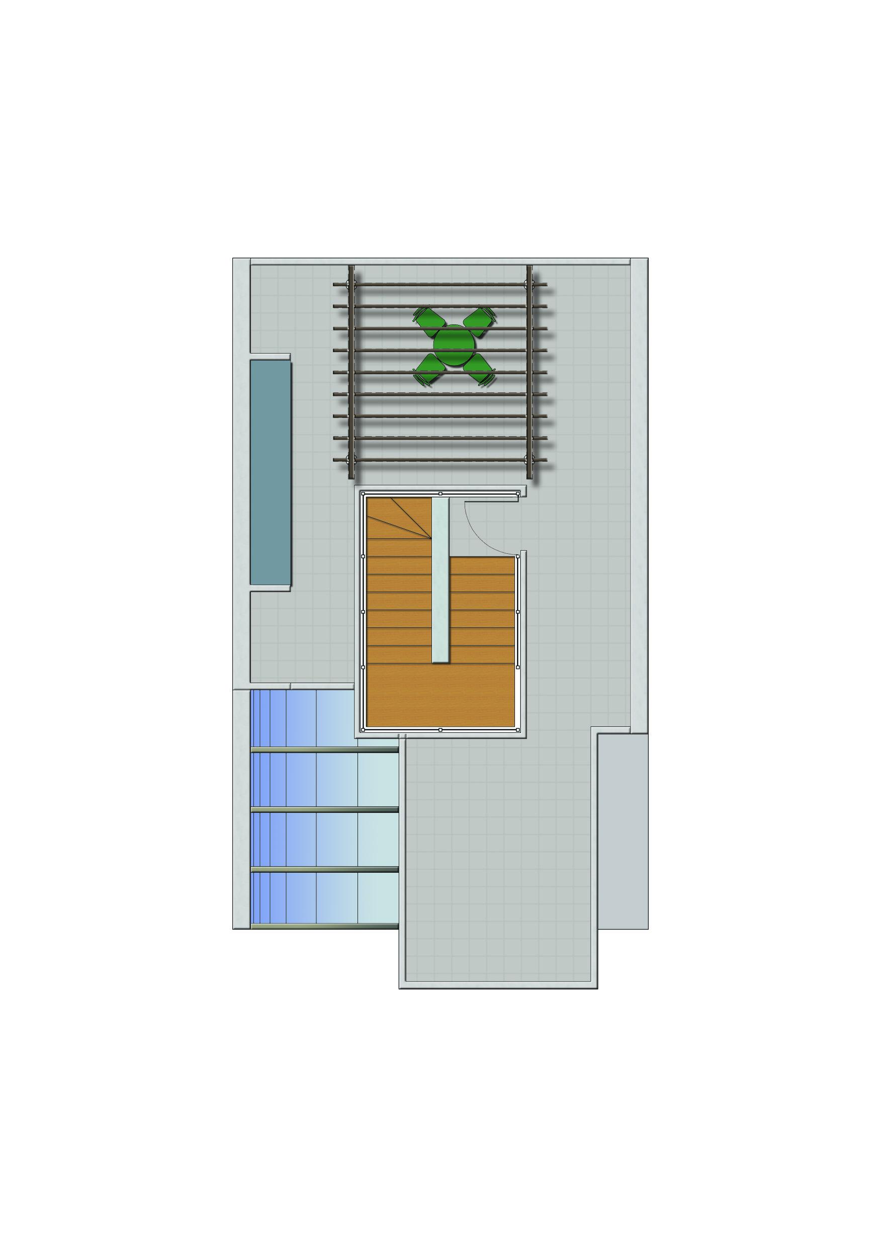 progettazione area mensa di un ufficio