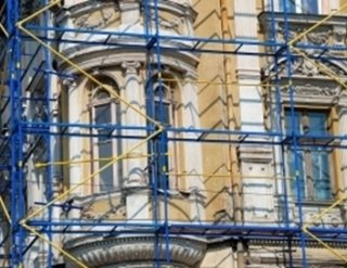 impalcature per edilizia