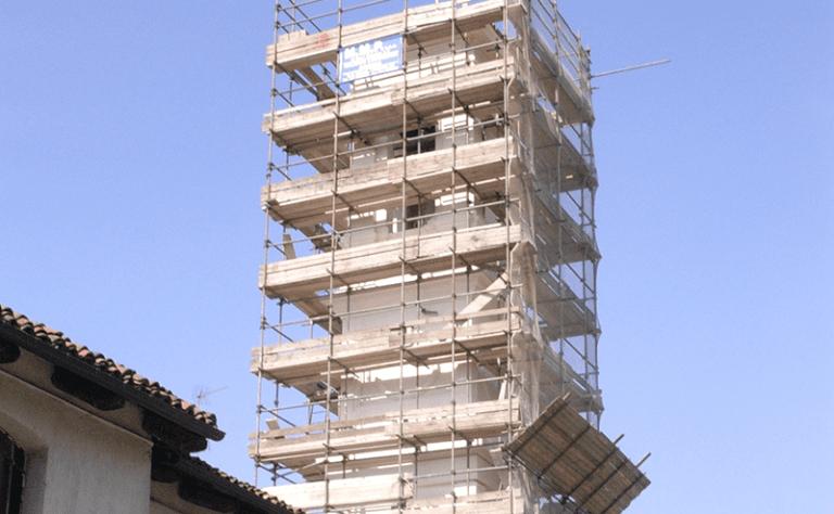 campanile ceva