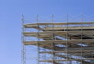montaggio impalcature edili