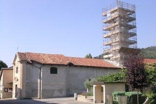 ponteggi per restauro campanili