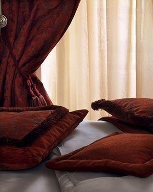 arredamento tessile per alberghi