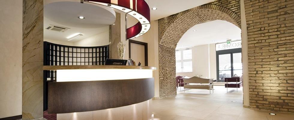reception alberghi