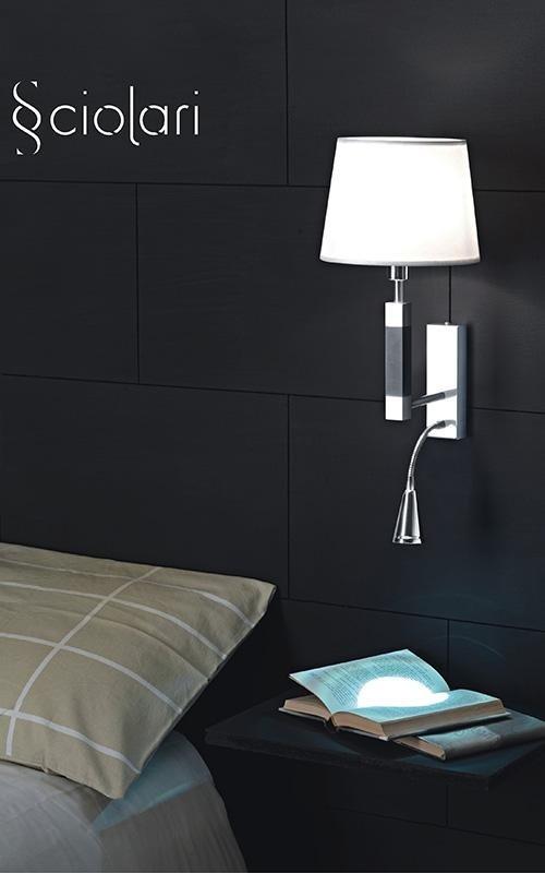 lampada hotel