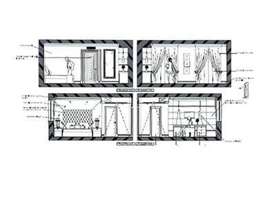 progettazione hotel