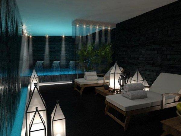 realizzazione spa hotel