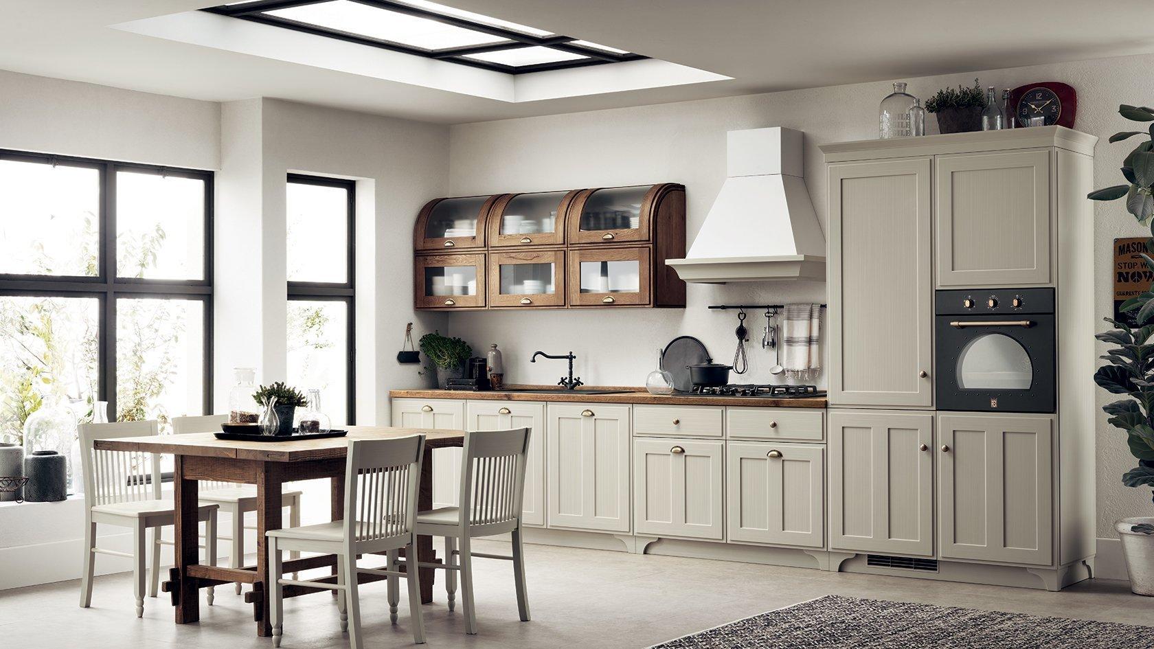 cucina stile classico Scavolini