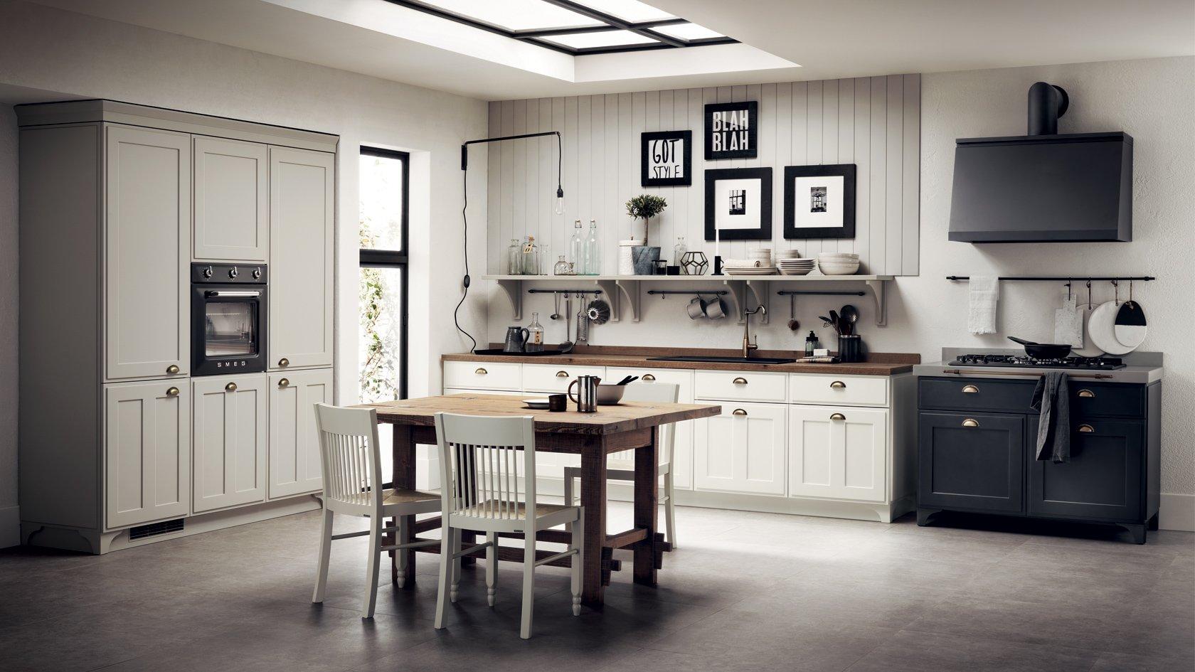cucina classica Scavolini