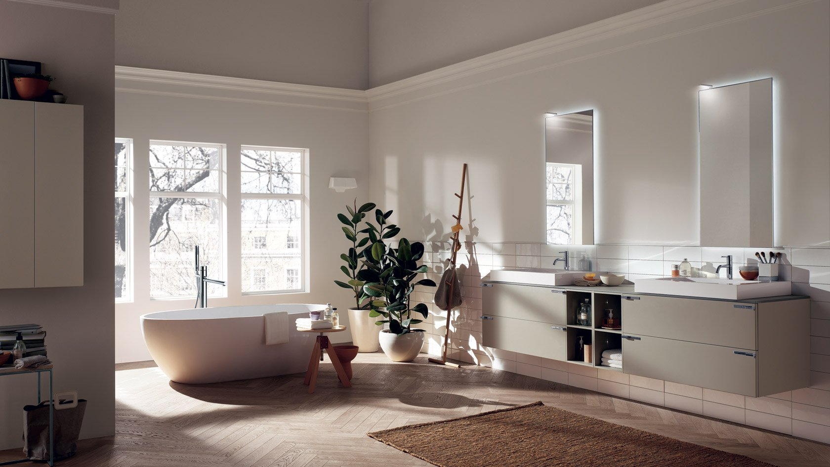 bagno open space