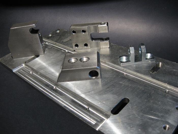 tornitura fusioni alluminio