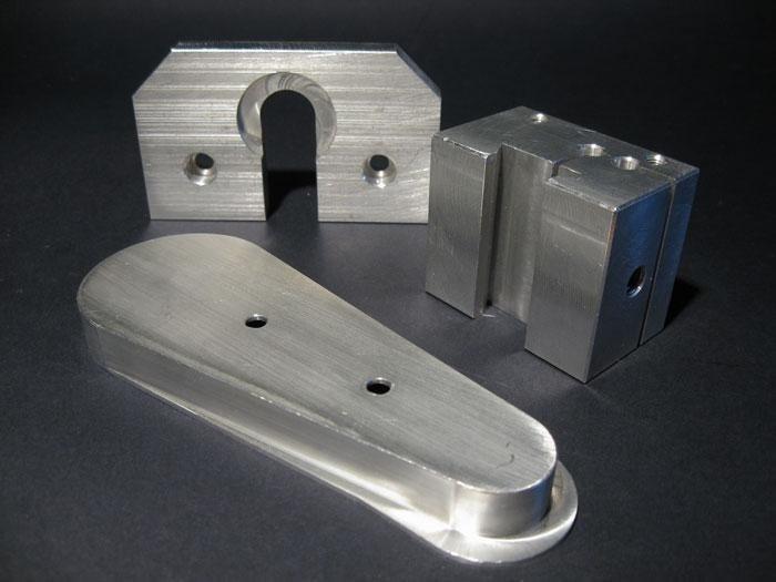 lavorazione in alluminio