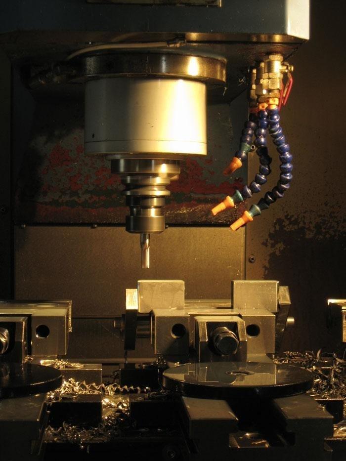 fresatrici CNC