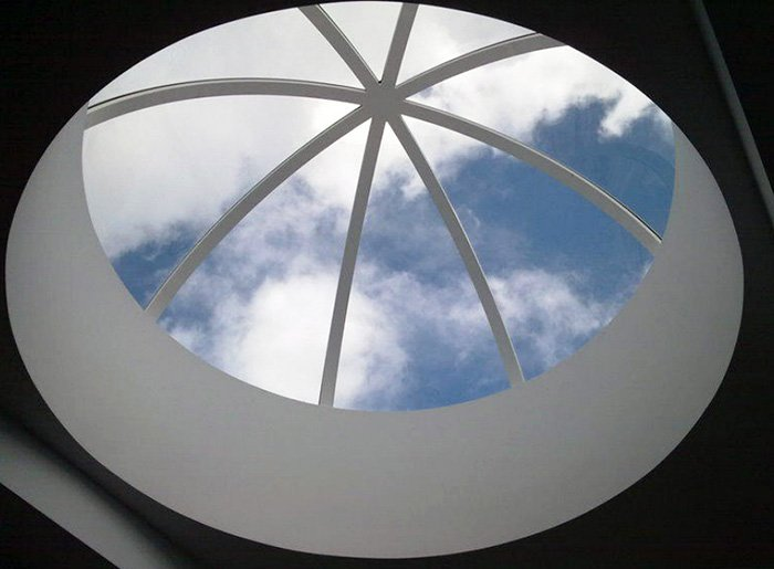 One of our dome custom skylights in Brisbane