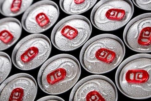 Coca Cola in lattina