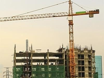 Illuminazione di ponteggi per edilizia