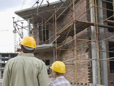 Noleggio ponteggi per edilizia