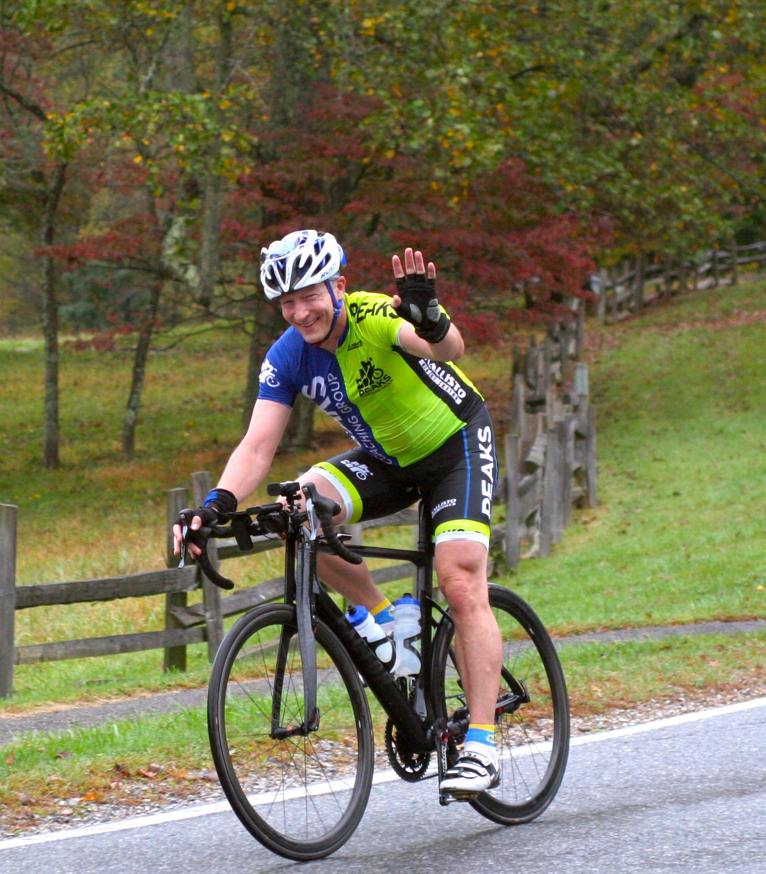 Peaks Coaching Group - Fall Cycling Camp in Bedford 91ea9e411