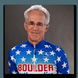Cycling Coach Len Pettyjohn