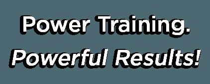 Peaks Coaching Group Power Training