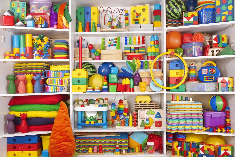 reparto giocattoli