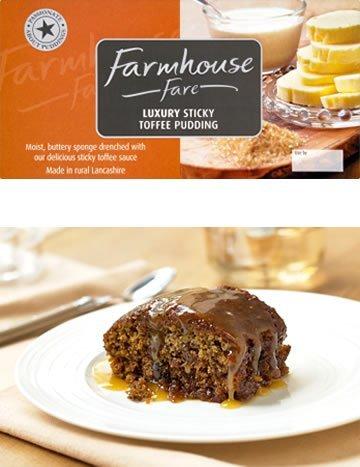 Farmhouse Fare Chocolate Pudding