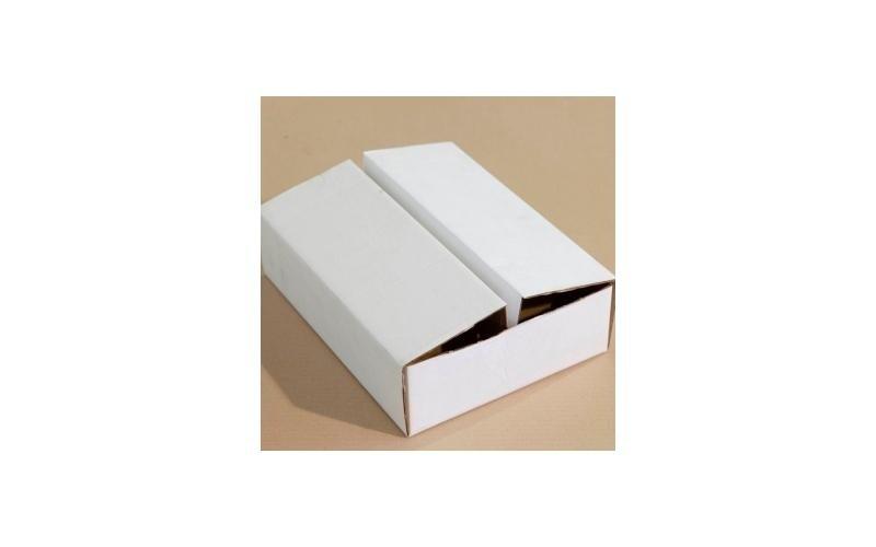 scatola bianca richiudibile dieci scomparti