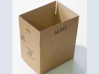 scatola per trasporti e imballaggi